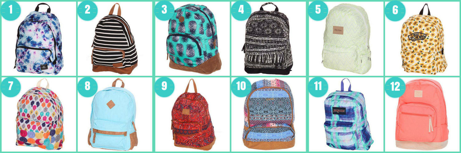 Top 12 School Bag Choices